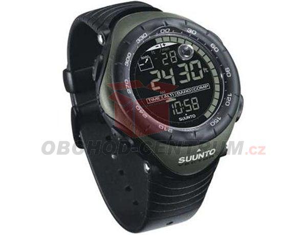 Suunto sportovní outdoor hodinky VECTOR - pánské Military Foliage ... 530469fc50c
